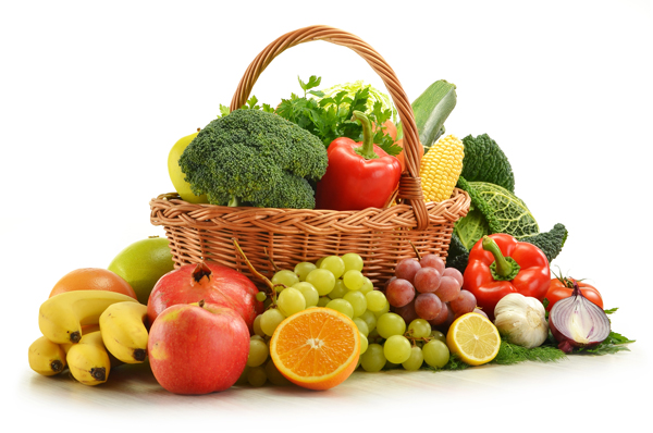 Your Elgin dentist advises to eat healthy.